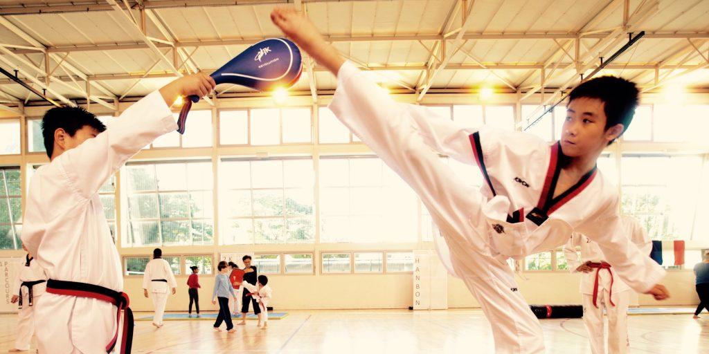 Club Dojang Taekwondo vitry