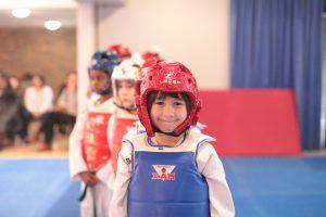 Taekwondo Paris club dojang