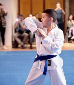 Club Dojang Paris taekwondo