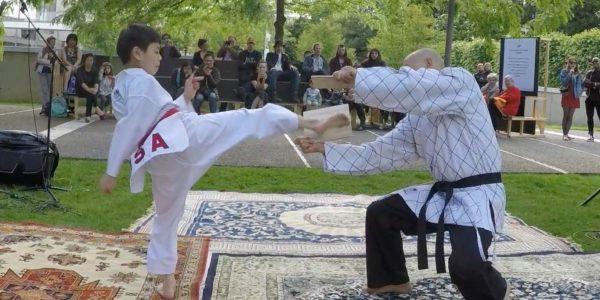 Club Dojang taekwondo Paris