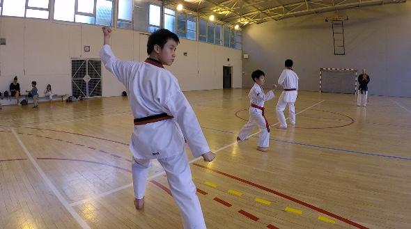 club dojang paris 13 taekwondo