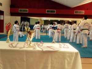 club dojang taekwondo paris 1