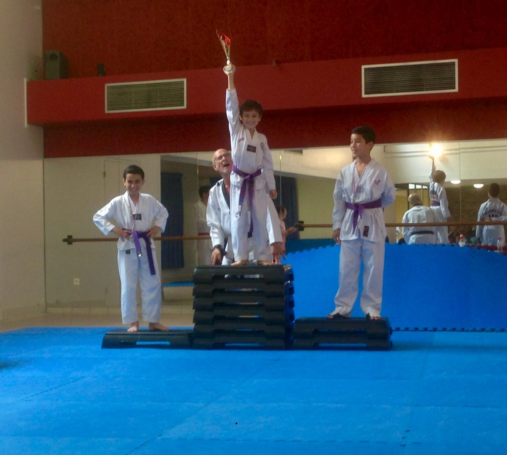 club taekwondo paris