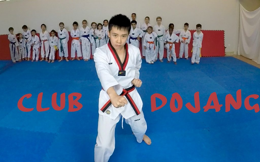 Club dojang Paris 13 taekwondo